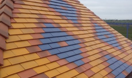 Rénovation de toiture à Grazac